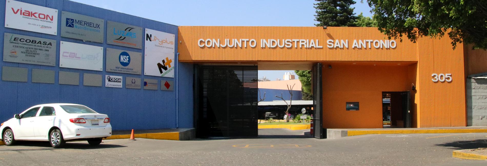 Conjunto Industrial San Antonio